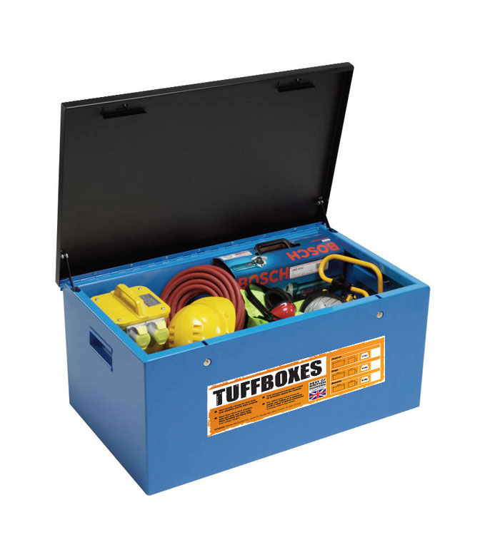 Keep your Decorating Tools Safe with a Tuffbox