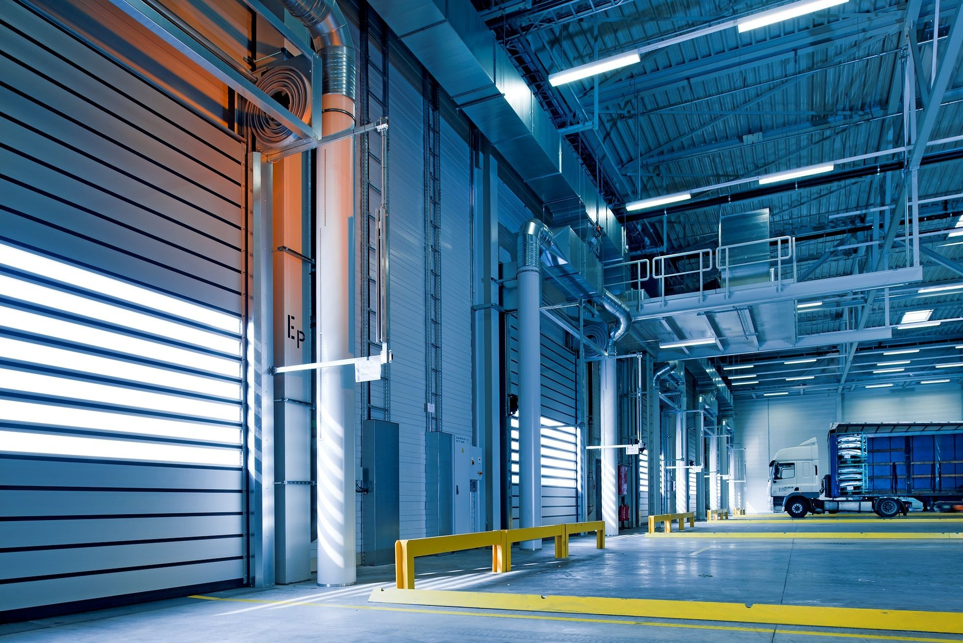 Keeping Your Business Safe Warehouse Security 101