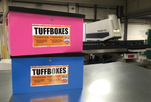 New Tuffboxes Shrink and turn Pink for Cancer Research UK [Press Release]